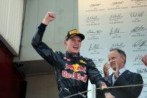 Spanje: Rosberg en Hamilton botsen - Verstappen wint!