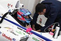F4 FFSA: Monza: Eerste top tien plaats voor Amaury Cordeel