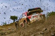 WRC: Weg open richting Griekse zege voor Kalle Rovanperä.