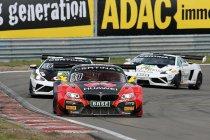 Zandvoort: Race 2: van Lagen/Enge moeten zege afstaan aan Baumann/Klingmann