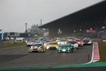 24H Nürburgring: Na 1H: Porsche en Mercedes vechten voor leiding - Eerste regen is een feit