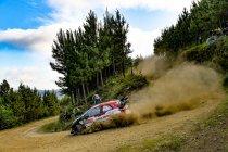 WRC: Tänak zet met fout Toyota in zilveren zetel