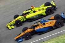 Indycar-rijders maken zichzelf belachelijk tijdens virtuele finale