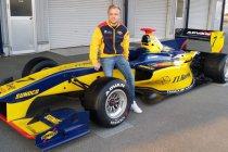 Ook Super Formula voor Felix Rosenqvist