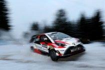 Rally Zweden: Jari-Matti Latvala opent fors