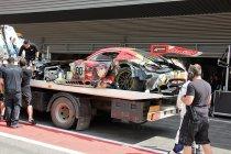 24H Spa: Zware crashes ontsieren eerste testdag - SMP Ferrari snelste