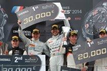 Nogaro: Winst voor Mercedes - pech voor Vanthoor