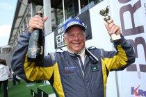 24H Spa: Louis-Philippe Soenen puntenleider in BRCC Gentlemen's Championship