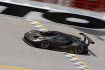 FOTO: Ford GT test op Daytona