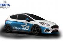 Team-kampioenschap in Belgische Ford Fiesta Sprint Cup voor Ford-verdelers