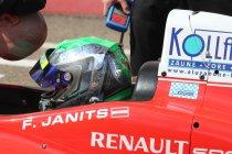 Formule Renault 1.6 NEC Junior: Race 1: Eerste zege voor Floris Janits