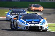 Lamborghini Super Trofeo: Klasse podium voor Van der Horst - Pech voor Lagrange