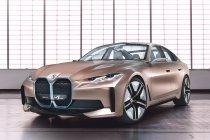 Met de i4 richt BMW vizier op Tesla Model 3