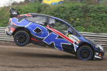 EK Rallycross: De Keersmaecker heeft na Finland uitzicht op een mooie ereplaats in het Europees kampioenschap