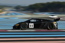 Testdagen Paul Ricard: Reiter Engineering Lamborghini snelste op eerste dag