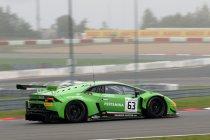Nürburgring: Pole voor Lamborghini - Reip mee op eerste rij