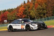 12H Spa: Mercedes palmt eerste startrij in