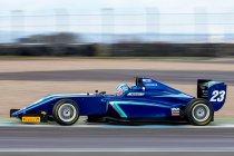 Comeback kid Billy Monger rijdt dit weekend in het Britse F3-kampioenschap
