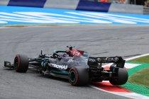 GP Oostenrijk: Mercedes slaat terug in tweede vrije training