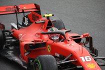 Italië: Leclerc ook vooraan in vrije sessie 2