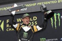 Petter Solberg stop als kampioenschapsrijder