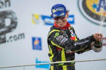 Valencia: Elite 1: Geen maat op Ander Vilariño - Kumpen pakt podium
