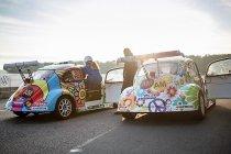 En als u eens plaatsnam aan het stuur van een VW Fun Cup op de Test & Discovery Day?