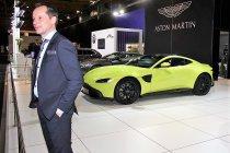 Freddy Loix aan de slag bij Aston Martin Brussels