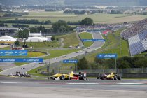FIA F3: Red Bull Ring: Zeges voor Fuoco en Giovinazzi