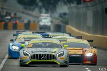 FIA GT World Cup: Mortara wint voor de zesde keer in Macau (+ Video)