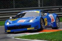 Monza: Pier Guidi (Q1) en Matt Griffin (Q2) op pole