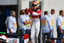 GP3: Overwinningen voor Charles Leclerc en Ralph Boschung te Spielberg