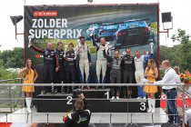 Zolder Superprix: Perfect weekend voor regerend kampioen MExT Racing Team