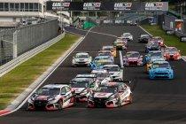 Hungaroring: Guerrieri wint opnieuw - Honda monopoliseert podium