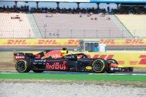 Duitsland: Ricciardo het snelst - Vandoorne laatste