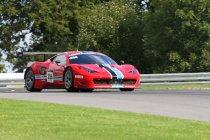 Supercar Challenge hoofdact tijdens Racing Festival in Spa