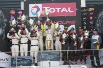 24H Spa: Outsider BMW klopt verzamelde concurrentie