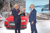 European Motor Show Brussels 2016: Audi wint de innovatieprijs FuturAuto 2016