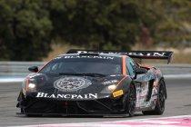 Paul Ricard: Lamborghini boven in eerste vrije training