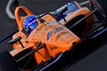 Fernando Alonso keert voor derde maal terug naar Indy 500