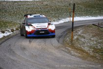 Jänner Rally: Robert Kubica wint openingsmanche van Europees kampioenschap