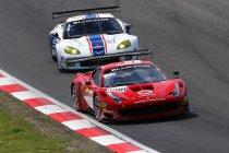Brands Hatch: Opnieuw podium voor Van Glabeke