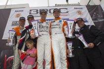 GT4 European Series: Zandvoort: Dubbele overwinning voor Ricardo van der Ende en Bernhard van Oranje
