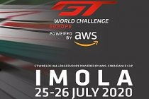 Imola: 46 GT3's verwacht voor start van het seizoen