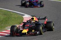 Mexico: Ricciardo op pole - Vandoorne zeventiende