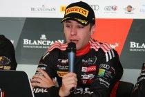 NRF: Robin Frijns (WRT Audi) verliest pole positie aan Lamborghini