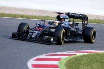 Vandoorne ook in 2017 bij McLaren