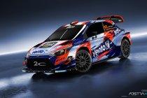 WRC: Pieter Tsjoen met Hyundai WRC naar Ypres Rally