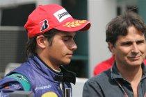 Nu ook Nelson Piquet Junior aan de start in RallycrossRX
