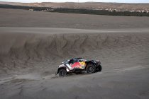 Peugeot in de touwen ondanks dubbel Sainz